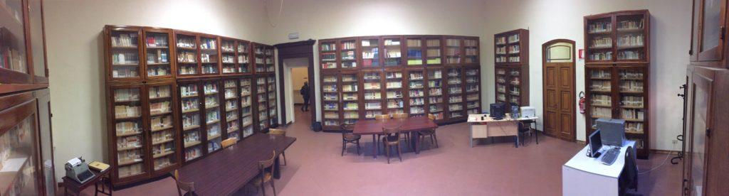 BibliotecaManin
