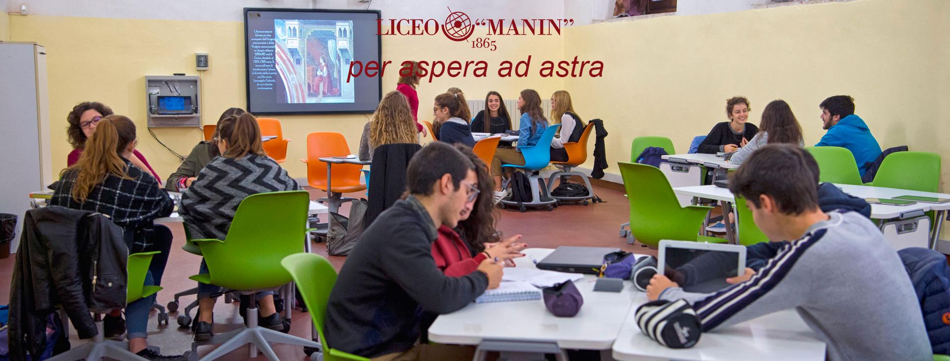 LICEO MANIN